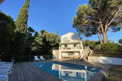 Villa de luxe à La Croix-Valmer avec piscine privée