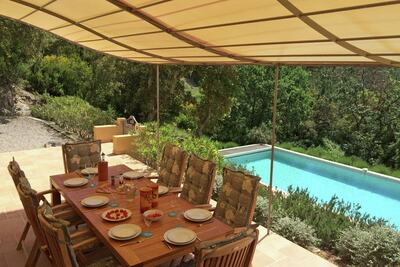Villa de luxe moderne avec piscine au Muy