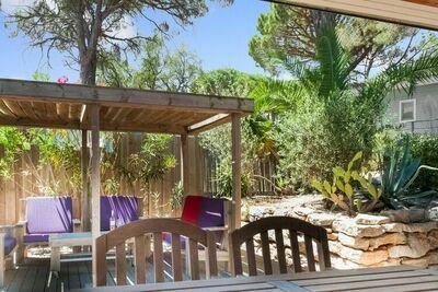 Maison de vacances confortable à Gassin avec terrasse