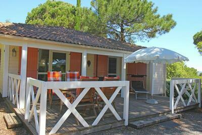 Maison de vacances au calme à Gassin au bord de la plage