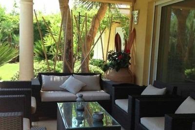 Villa de luxe à Gassin en France avec piscine privée