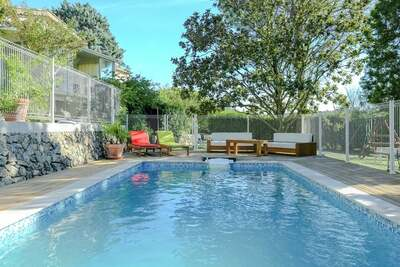 Maison de vacances moderne avec piscine privée à Salernes