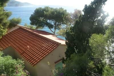 Maison de vacances vue mer à Rayol-Canadel-sur-Mer