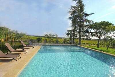 le Mas Pausadou, Location Villa à Carpentras - Photo 2 / 45