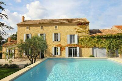 le Mas Pausadou, Location Villa à Carpentras - Photo 4 / 45