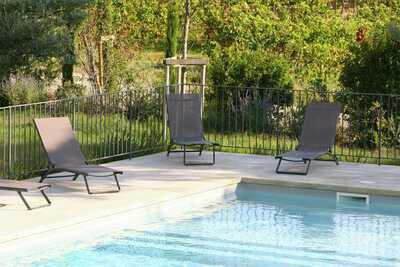le Mas Pausadou, Location Villa à Carpentras - Photo 12 / 45