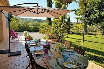 villa Fourniguières, Location Villa à Saint Pierre De Vassols - Photo 2 / 44