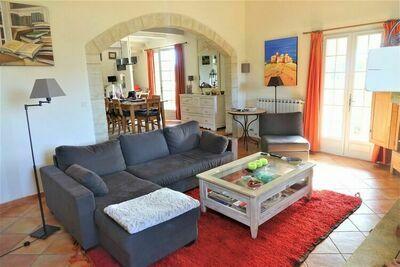 villa Fourniguières, Location Villa à Saint Pierre De Vassols - Photo 4 / 44