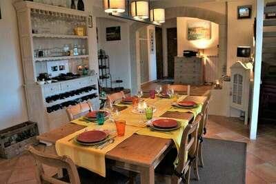 villa Fourniguières, Location Villa à Saint Pierre De Vassols - Photo 5 / 44