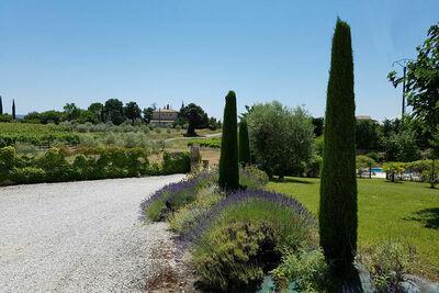 villa Fourniguières, Location Villa à Saint Pierre De Vassols - Photo 29 / 44