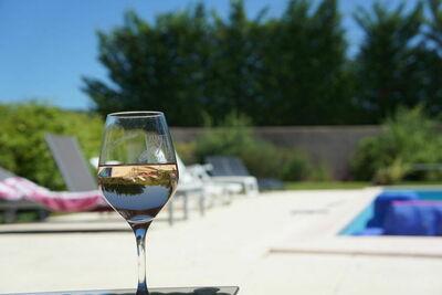 villa Fourniguières, Location Villa à Saint Pierre De Vassols - Photo 34 / 44