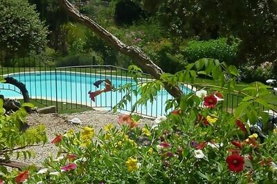 Villa spacieuse à Crillon-le-Brave, animaux bienvenus