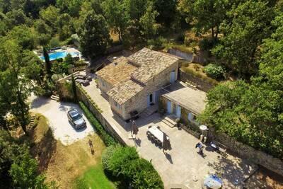 Villa cosy avec piscine à Ménerbes