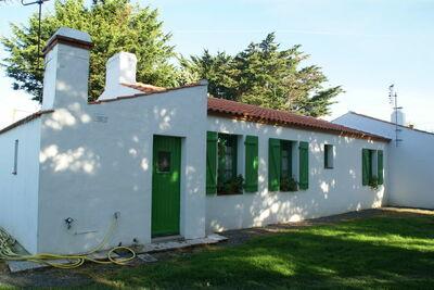 Maison de vacances cosy à Saint-Gervais, plage à proximité