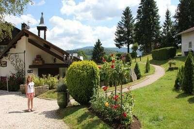 Chalet confortable, lave-vaisselle, dans les Hautes-Vosges