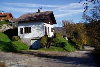 Chalet indépendant en Bresse avec terrasse