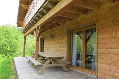 Magnifique chalet de montagne avec sauna à Ventron