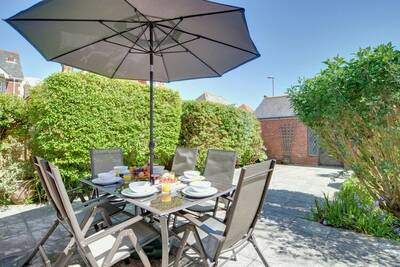 Maison de vacances moderne à Swanage avec jardin
