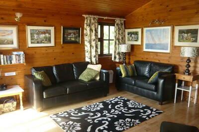 Gîte moderne situé dans le Romney Marsh avec cuisine ouverte
