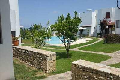 Splendide maison de vacances en Crète avec piscine