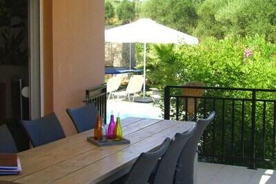 Villa moderne à Arkadi, en Grèce, avec piscine privée