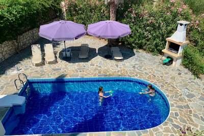 Villa in Loutra, Location Villa à Loutra - Photo 6 / 38