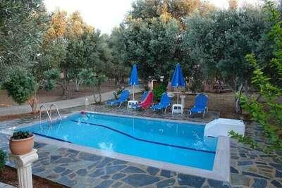 Villa Athina, Location Maison à Pagkalohori, Rethymno - Photo 9 / 40