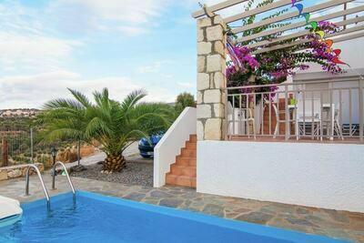 Villa Afroditi, Location Villa à Agia Triada - Photo 1 / 16