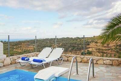 Villa Afroditi, Location Villa à Agia Triada - Photo 2 / 16