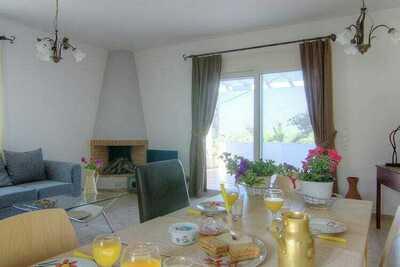 Villa Afroditi, Location Villa à Agia Triada - Photo 5 / 16