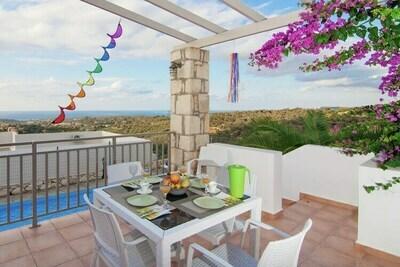 Villa Afroditi, Location Villa à Agia Triada - Photo 11 / 16