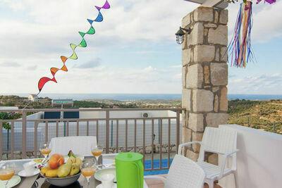 Villa Afroditi, Location Villa à Agia Triada - Photo 12 / 16