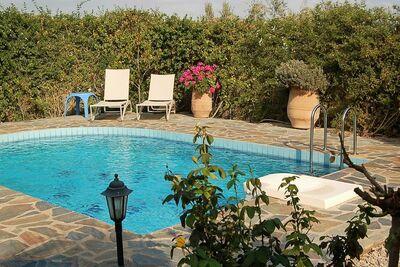 Villa Estia, Location Villa à Loutra - Photo 1 / 30