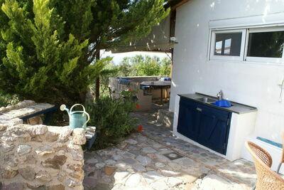 Maison de vacances avec jardin privé à Kritinia Rhodes