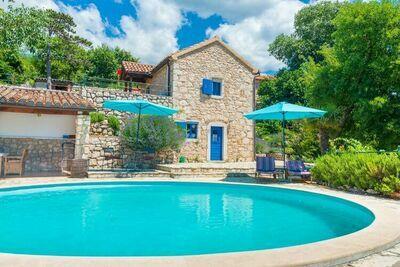 Une magnifique maison de vacances à Crikvenica Kvarner