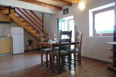 Charmante maison de vacances Paklenica à Starigrad, Croatie