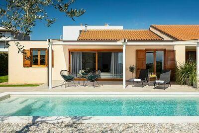 Maison de vacances Babic à Novigrad, en Croatie