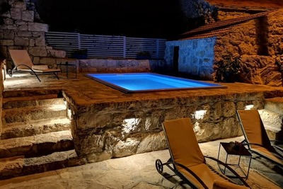 Maison de vacances spacieuse à Brotnice Dalmatie, Croatie