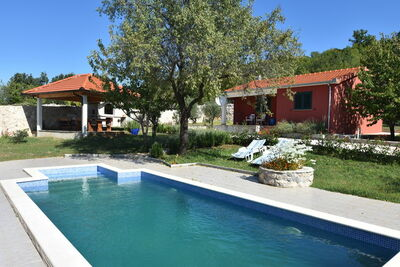 Villa de luxe avec piscine privée à Trilj, Dalmatie