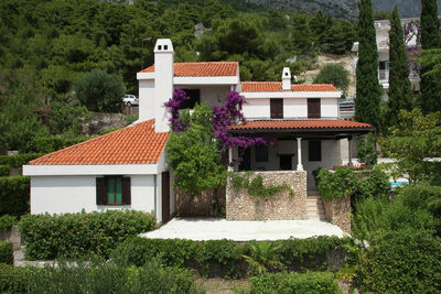 Villa de charme avec piscine privée en Dalmatie