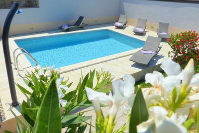 Maison de vacances confortable à Valtura avec piscine