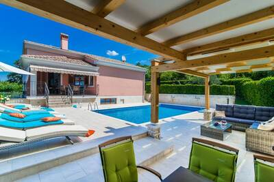 Villa moderne à Rovinj avec piscine privée
