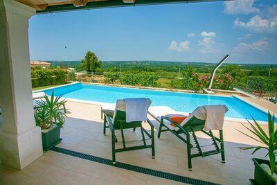 Villa de luxe avec piscine à Sveti Lovrec