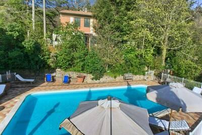 Maison de vacances vintage à Val Canina avec piscine