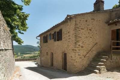 Maison de vacances avec cheminée à Pergine Valdarno