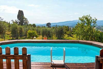 Gîte tranquille près d'Arezzo avec piscine