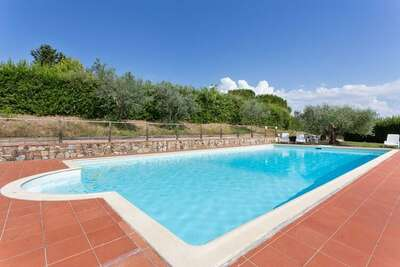 Appartement cosyavec piscine privée à Barberino Val d'Elsa