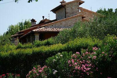 Luxueuse villa avec piscine privée à Vasciano, Ombrie