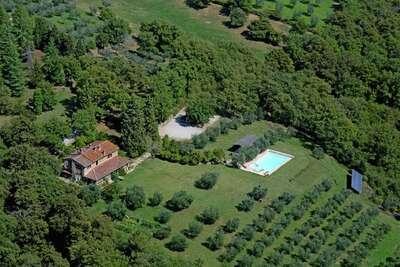 Villa Sara, Location Villa à Lucignano - Photo 1 / 38