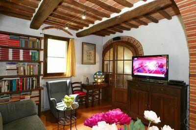 Villa Sara, Location Villa à Lucignano - Photo 11 / 38
